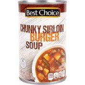 Best Choice Chunky Sirloin Burger Soup
