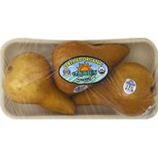 Garden Sweet Pears, Certified Organic, Bosc, 3 Pack