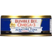 Bumble Bee Tuna with Omega-3 Tuna Oil, Albacore