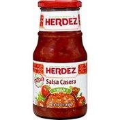 Herdez Casera Mild Salsa