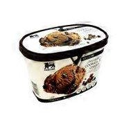 Food Lion Chocolate Cookies & Cream Ice Cream