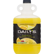 Daily's Cocktail Mix, Concentrated, Sweet & Sour
