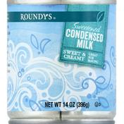 Roundy's Milk, Condensed, Sweetened