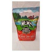 First Street Instant Nonfat Dry Milk