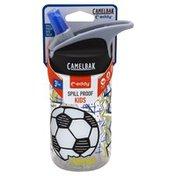 Camelbak Water Bottle, Eddy Kids, Goal!, 12 Ounce