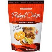 Pretzel Crisps Buffalo Wing Pretzel Crackers
