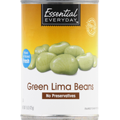 Essential Everyday Lima Beans, Green