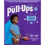 Pull-Ups Cool & Learn Boys' Training Pants