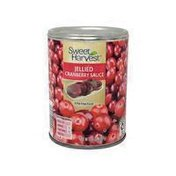 Sweet Harvest Cranberry Sauce