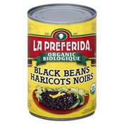 La Preferida Black Beans, Organic