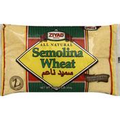 Ziyad Wheat, Semolina