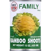Family Bamboo Shoots, Strip