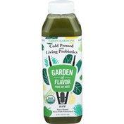 Garden of Flavor Cold-Pressed Juice, Green Harmony