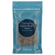 Simply Balanced Chia Seeds, Organic, Black