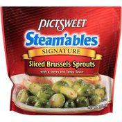 Pictsweet Steam'Ables Signature Sliced Brussels Sprouts