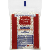 Meadow Gold Cottage Cheese, Dry Curd, Less than 1/2% Milkfat