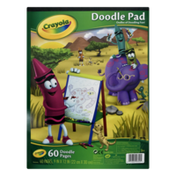 Crayola Doodle Pad 60 Pages