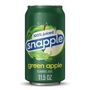 Snapple 100% Juiced Green Apple Juice Drink