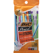 BiC Mechanical Pencils, Xtra-Strong, Thick (0.9 mm), No. 2