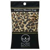 Pure Body Life Shower Cap, Fashion