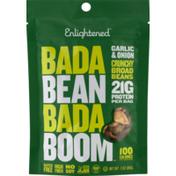 Enlightened Broad Beans, Garlic & Onion, Crunchy