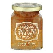 The Great San Saba River Pecan Company Orange Pecan Marmalade