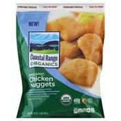 Coastal Range Organics Chicken Nuggets, Organic