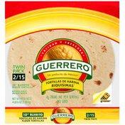 Guerrero 10 in. Burrito Flour Tortillas