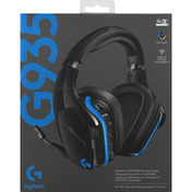 Logitech Headset, Gaming, Wireless