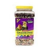 3-d Pet Products Premium Cockatiel Food