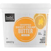 Essential Everyday Butter, Sweet Cream, Salted, Whipped