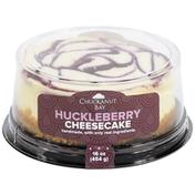 Chuckanut Bay Foods Huckleberry Cheesecake
