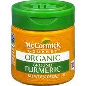 McCormick Gourmet™ Organic Ground Turmeric