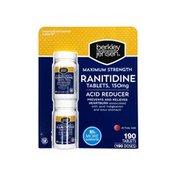 Berkley Jensen Ranitidine Tablets