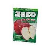 Zuko Artificially Flavored Apple Drink Mix