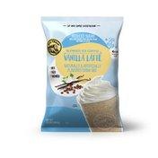 Big Train Reduced Sugar Vanilla Latte Blended Ice Coffee Beverage Mix