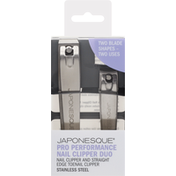 Japonesque Nail Clipper Duo