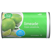 Food Club Limeade Frozen Concentrate