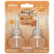 Glade Piso Cookie Caramel Rush Air Freshener Refills
