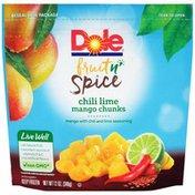 Dole Chili Lime Chunks Dole Fruit n' Spice Chili Lime Mango Chunks