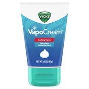 Vicks Vapocream, Soothing And Moisturizing Vapor Cream