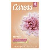 Caress Beauty Bar Soap Daily Silk