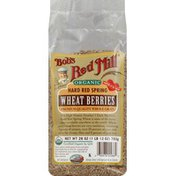 Bob's Red Mill Wheat Berries, Hard Red Spring, Organic