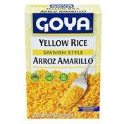 Goya Yellow Rice, Spanish Style