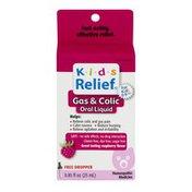 Kids Relief K-I-D-S Relief Oral Liquid Gas & Colic Raspberry Flavor