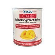 Sysco Peach in Pear Juice