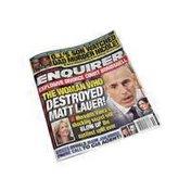 The National Enquire Enquirer Magazine