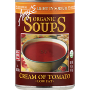 Amy's Kitchen Organic Cream of Tomato Soup, Light in Sodium