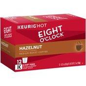 Eight O'Clock Coffee Hazelnut K-Cup Packs Coffee
