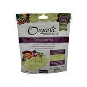 Organic Traditions Cacao Butter